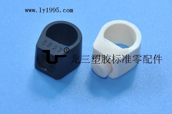 5227戒指扣 半圆形内牙线扣