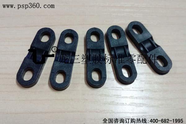 大平面圆角压线板 孔距16-20mm