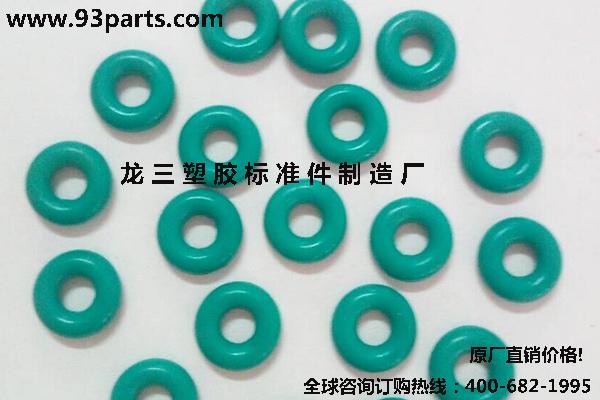 绿色防水密封条 硅胶条