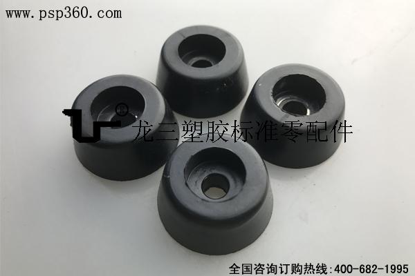 橡胶机箱脚垫 橡胶缓冲器 带垫片