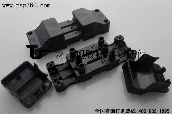 三芯方口型欧式对插连接器