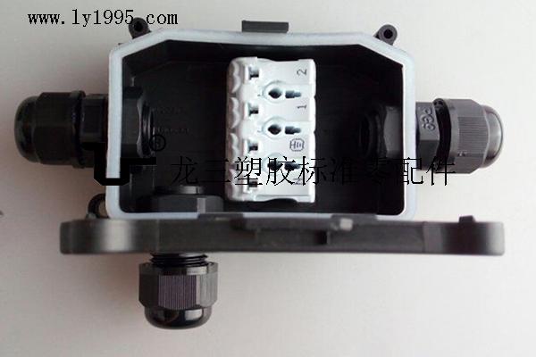 VK-JB三位四位防水线盒防水等级IP66