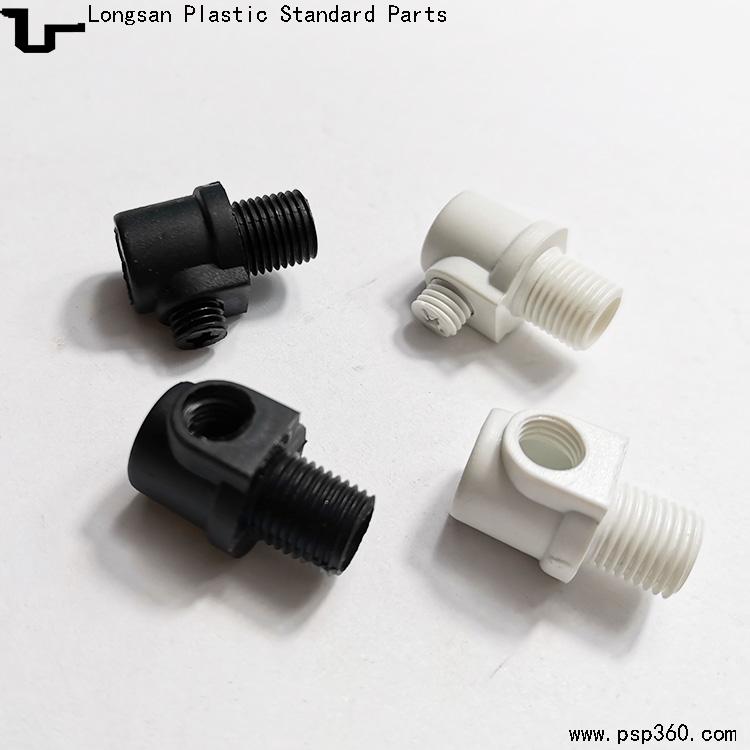 欧规外牙线扣302卡线扣外牙固线器牙长10mm