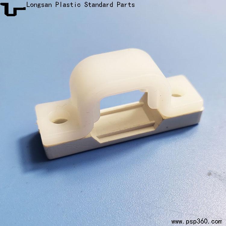 组合形线卡 上下固定压线板孔距30mm适合电缆10-12mm