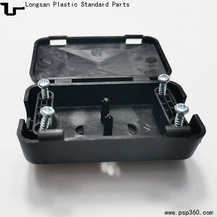 防尘阻燃接线盒831H免螺丝三位接线盒