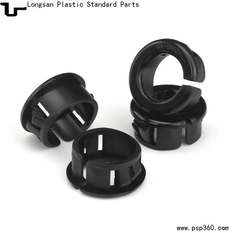 OSB系列开口型扣式护线套尼龙扣式塞头
