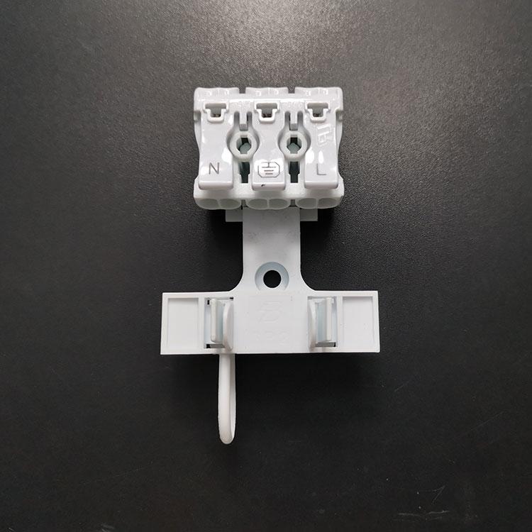 OJ-831插拔式弹簧按压接线端子配压线板SR2