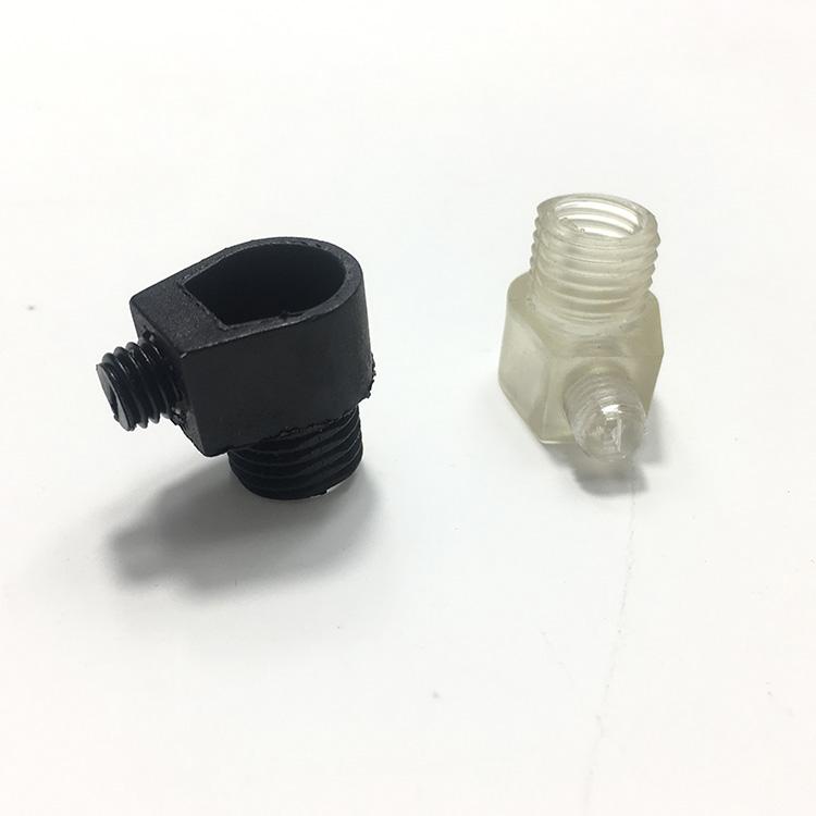 LED灯具锁线扣5100-7外牙紧线扣黑色/白色/透明