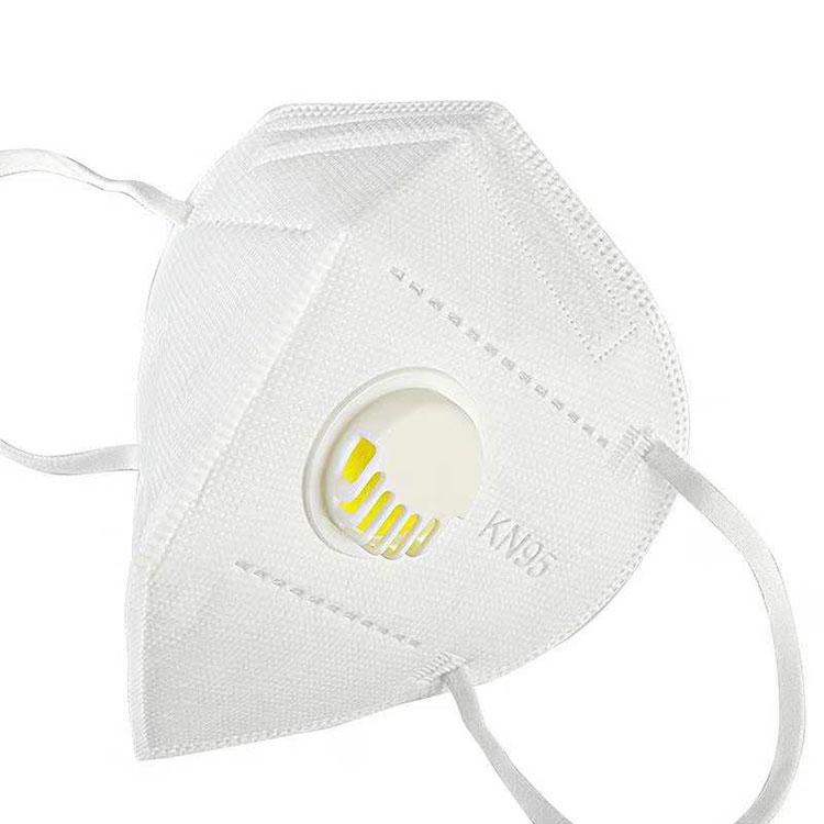 口罩呼吸阀的原理与作用