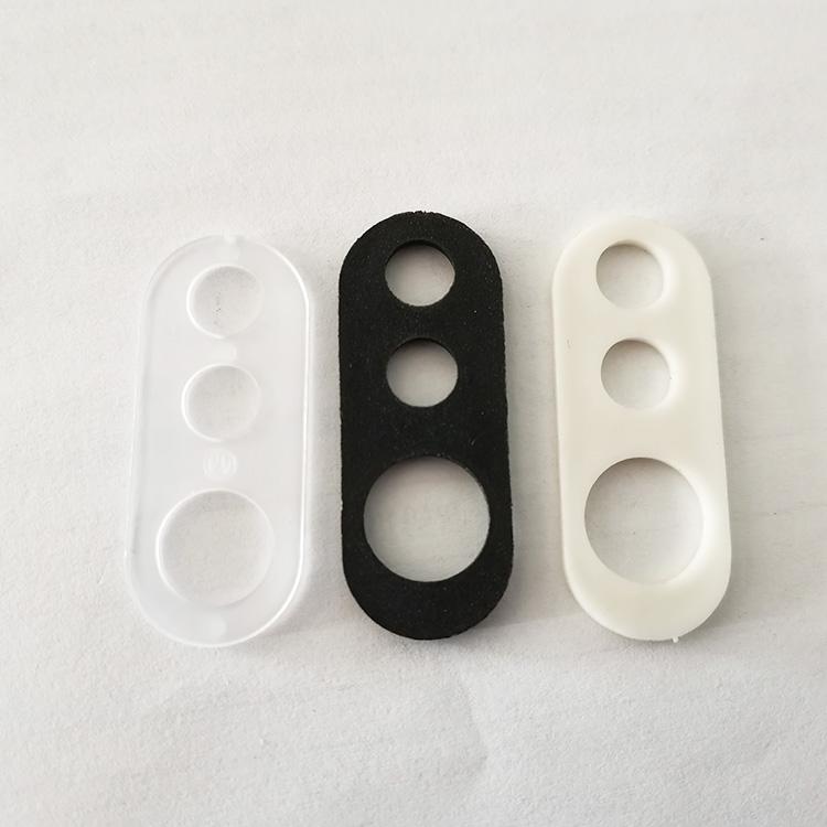 009三孔八字形电源锁线扣/挡线吊环