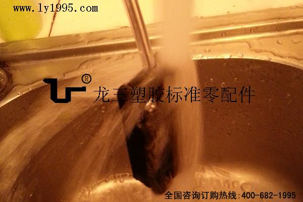 L656防尘防水接线盒垂直琳水测试