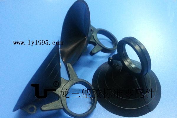 圆环拉手吸盘PVC软质